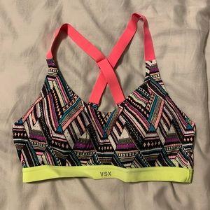 Victoria's Secret Sport Multicolored Sports Bra